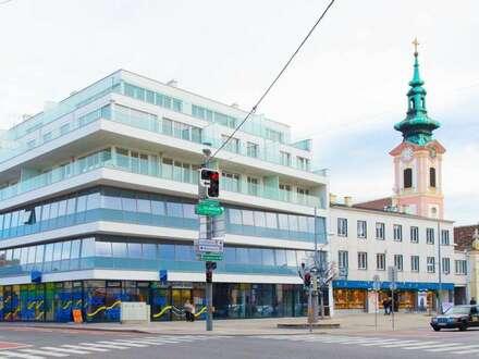 Genial zentral - Top Gewerbefläche in Schwechat (Hauptplatz)