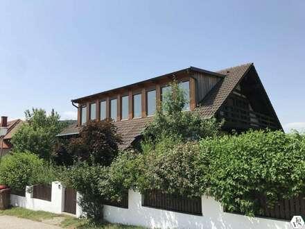 Schönes Einfamilienhaus in perfekter Grünruhelage