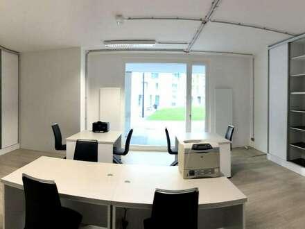 Geschäftsräumlichkeiten als Shared Offices oder Co-Working-Space kurz- oder langfristig zu vermieten : ERSTBEZUG in internationaler Bestlage !!