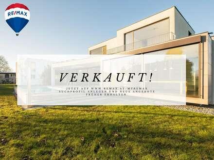 Exklusives Architektenhaus am Ende einer Sackgasse | Unverbaubaubare Aussicht, herrliche Alleinlage