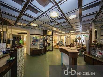 Saalfelden: Optiker-Fachbetrieb im Ortszentrum zu verkaufen!