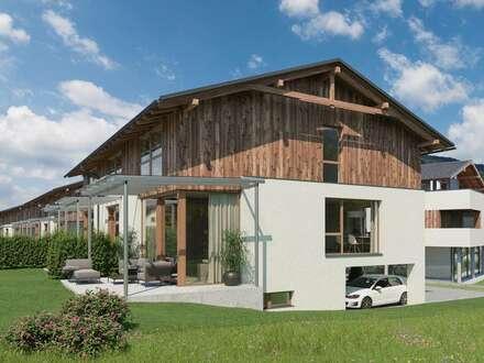 Kreischberg - The Exclusive Ski- & Holiday-Resort Neubau | Reihenhaus mit Blick auf die WM-Piste - S