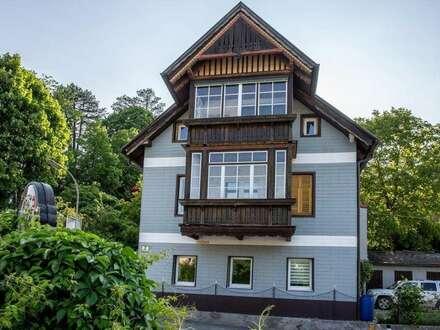 Großfamilien aufgepasst: Mehrfamilienhaus mit abgetrennter Einliegerwohnung in Bad Ischl zu kaufen