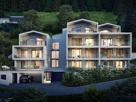 Schwaz (Neubau) - Top 09: 4-Zi.-Whg. mit Terrasse und Balkon