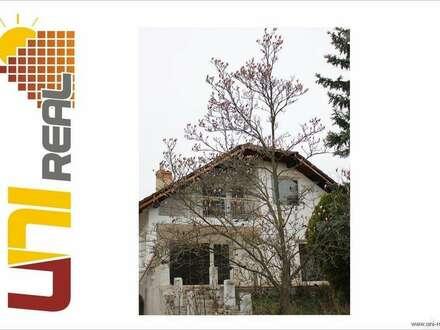- UNI-Real - Verträumtes fertigzustellendes Anwesen