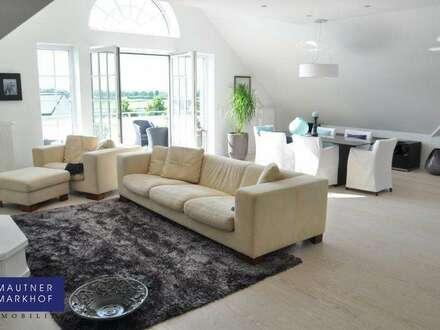 Exklusives und äußerst charmantes 3-Zimmer-Luxusapartment im Fontana Wohnpark