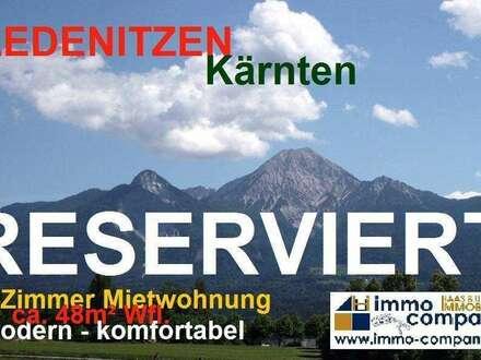2-Zimmerwohnung nahe Faakersee und Mittagskogel sucht neuen Mieter