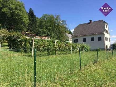 Vielseitiges Wohnhaus mit 2 Wohneinheiten in sonniger Lage in Bad Gleichenberg ...!