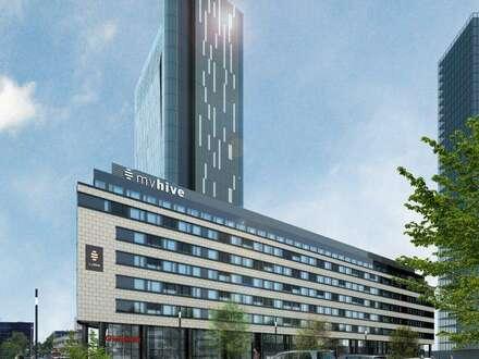 myhive am Wienerberg - Individuell gestaltbare Büroflächen mit hervorragender Anbindung