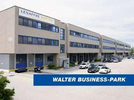Perfekt ausgestattetes Büro in Bestlage - WALTER BUSINESS-PARK, provisionsfrei