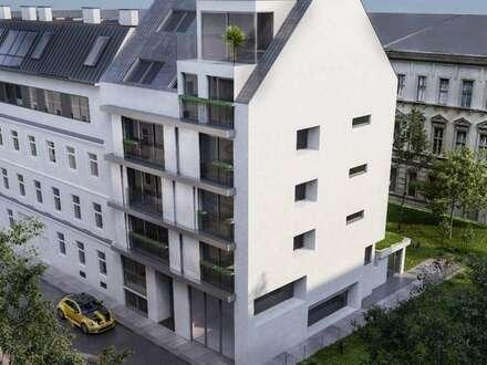 Modernes Neubauprojekt in Top-Lage! U3 & U6! Ruhelage! Ab sofort beziehbar! Stilvoll Wohnen! - Sackgasse