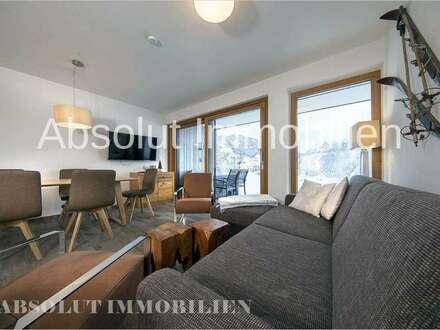 Sehr schönes, luxuriöses Appartement mit Zweitwohnsitz-Widmung in sonniger Hanglage in Hollersbach!