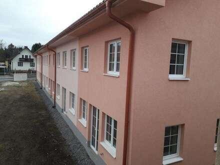 Neu erbautes Reihenhaus - ca. 90m² - mit eigenem Gartenbereich!