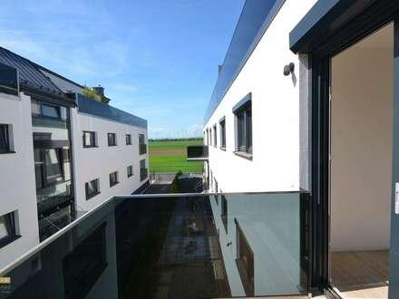Balkon Wohnung mit Südlage und schönem Badezimmer