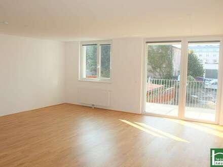 ABSOLUTE RUHELAGE! 5 Zimmer Wohnung mit Balkon! Provisionsfreier Neubau! Westseitig! NAHE ST. PÖLTEN HAUPTBAHNHOF & UNIVERSITÄTSKLINIKUM!