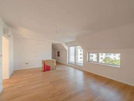 ++NEU** Hochwertiger 3-Zimmer DG-ERSTBEZUG mit Terrasse (23m²), guter Schnitt! alles auf einer Ebene!