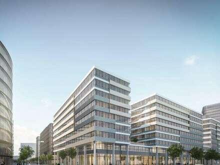 QBC 2b - Büroflächen im Quartier Belvedere