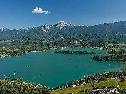 Faaker See: Fremdenverkehrsbetrieb mit Gasthof, Pension, Wohnungen und großem Grundstück!