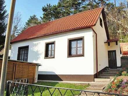 Kleines, gemütliche Einfamilienhaus, Obj. 11858-1-SZ
