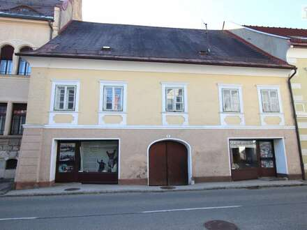 300m² Wohn- und Geschäftshaus im Zentrum von Friesach Nähe Hauptplatz