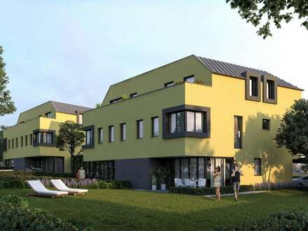 Traumhaftes Designerhaus mit Carport! Gestalten Sie IHREN persönlichen Grundriss - ohne Aufpreis! Sehr gute Anbindung nach…