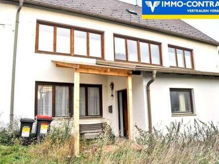 Landhaus plus Baugrund mit toller Aussicht im Erholungsgebiet Geschriebenstein - Sehr ruhig gelegen