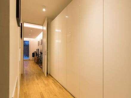 Stilvolle Wohnung mit Blick auf den Stadtpark ...! 1/2 Provision!