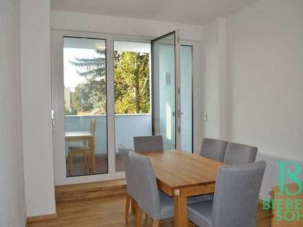 Elegante, hochwertig renovierte 3-Zimmer Mietwohnung in Grünruhelage