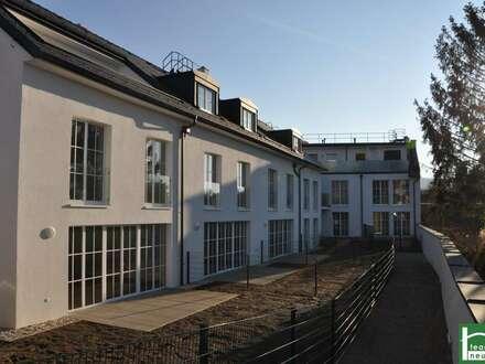 Provisionsfrei! Eigenheimcharakter zum Vermieten! Garten + Terrasse + Dachterrasse!