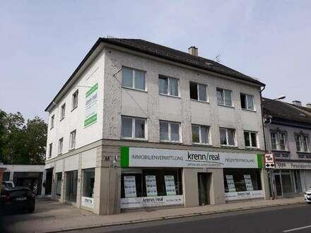Zentrale Geschäftsfläche in Wels