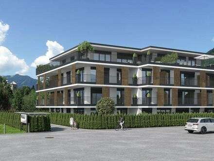Neubau Eigentumswohnung - Grüne Lounge Top 14 Penthouse