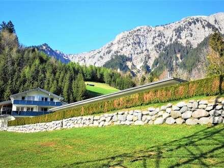 3-Zi.-Gartenwohnung im Klostertal mit FW