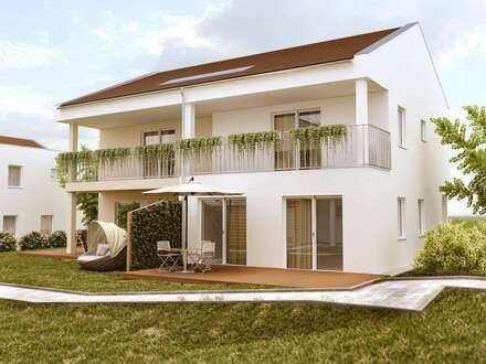Hausmannstätten / Neubau Doppelhaushälfte/ ca. 180m² Garten/ provisionsfrei für den Käufer