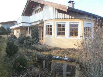 Eigenbedarf oder Ertragsobjekt Landhaus mit zwei Wohneinheiten im Grünen nähe Faaker See