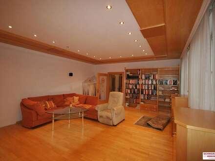 Helle große Wohnung im Zentrum von Gloggnitz zu vermieten!