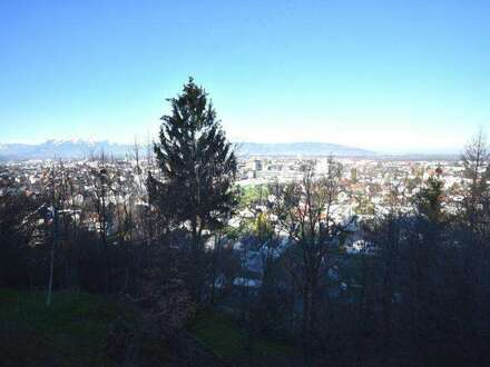 Architektenhaus über den Dächern von Dornbirn zu vermieten!