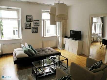 Wohngenuss im Adräviertel - Elegante 3-Zimmer-Wohnung mit Citycharme