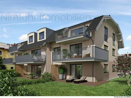 Große 3-Zimmer-Dachgeschoß-Neubau-Wohnung - Grödig