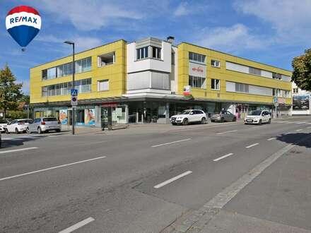TOP-Frequenz: Geschäftslokal im Zentrum vom Götzis
