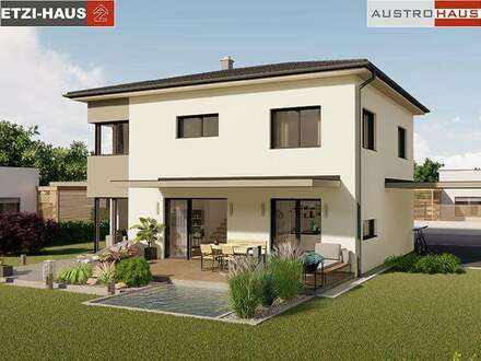 Ihr Ziegelmassivhaus + Grund ab € 355.921,- in Engerwitzdorf