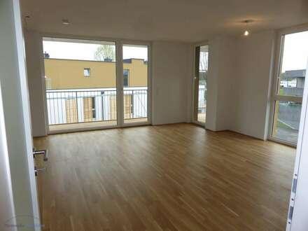 "KAUF NEUBAU/ERSTBEZUG LIEFERING:""PARKLAND SAALACHSTRASSE""- Saalachstraße 84A - 55m² 2 Zimmer DACHGESCHOSS/PENTHAUS-WOHNUNG…"