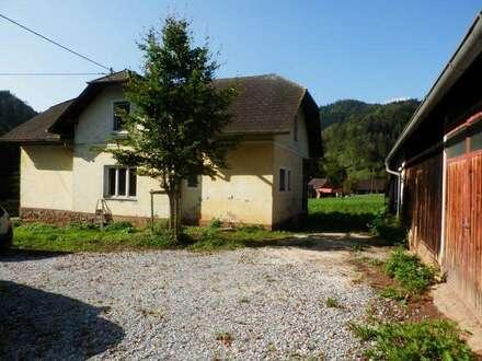 Forsthaus mit Nebengebäude wird mit Baurecht vergeben