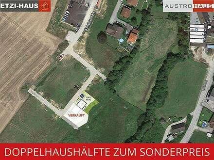 Sipbachzell: Doppelhaushälfte+Grund zum SONDERPREIS