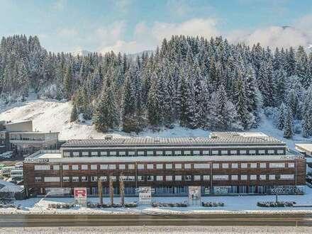 einmalige Büroetage mit Kaiser und Hornblick | Renditeobjekt