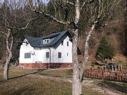 Wohnhaus in ruhiger Alleinlage in Hermagor