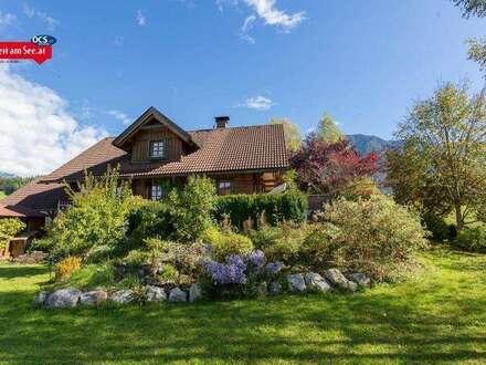 Charmant und urgemütlich - Holzblockhaus in Bad Goisern am Hallstättersee