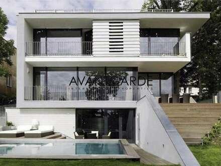 Hochwertige Villa in schöner Ruhelage mit Blick