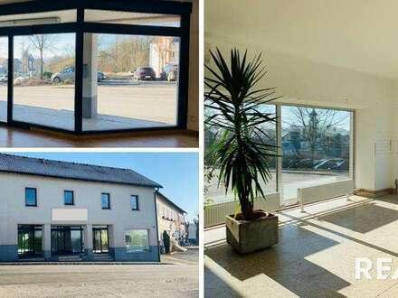 142 m² Gewerbeimmobilie in Toplage in Hagenberg im Mühlkreis !!! 7€/m² !!!