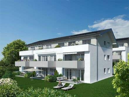 Neue 2-Zimmer Wohnung in Elixhausen!