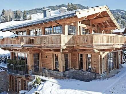 Alpen-Chalet mit besonderem Charme in Sonnen-Ruhelage